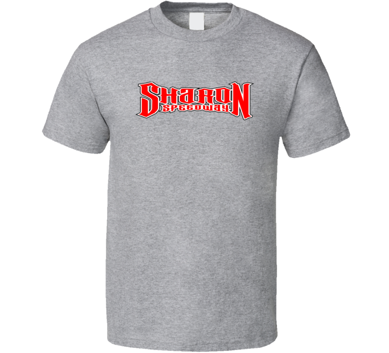 Sharon Speedway Racing Enthusiasts T Shirt