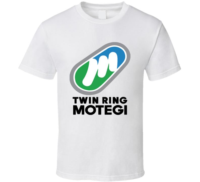 Twin Ring Motegi Racing Enthusiasts T Shirt