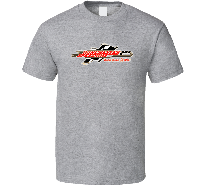 Winchester Speedway Racing Enthusiasts T Shirt