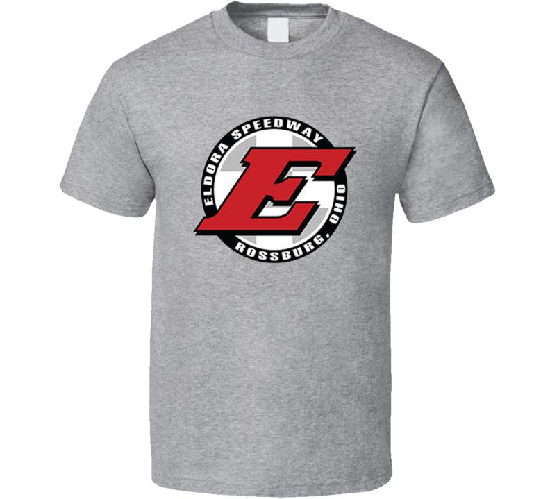 Eldora Speedway Racing Enthusiasts T Shirt