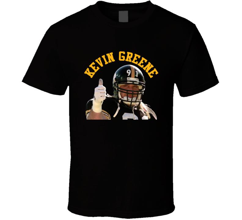 Kevin Greene Pittsburgh Football Fan T Shirt
