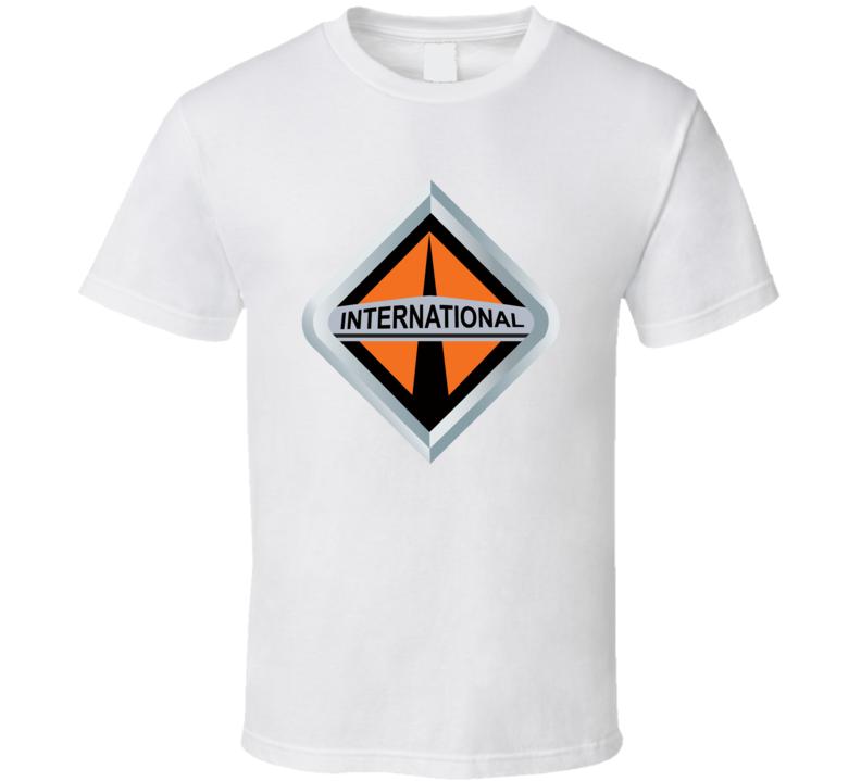 International American Truck Manufacturer T Shirt