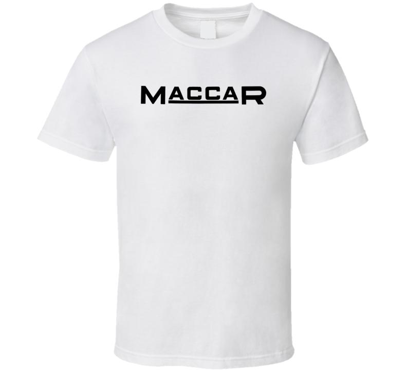 Maccar American Truck Manufacturer T Shirt