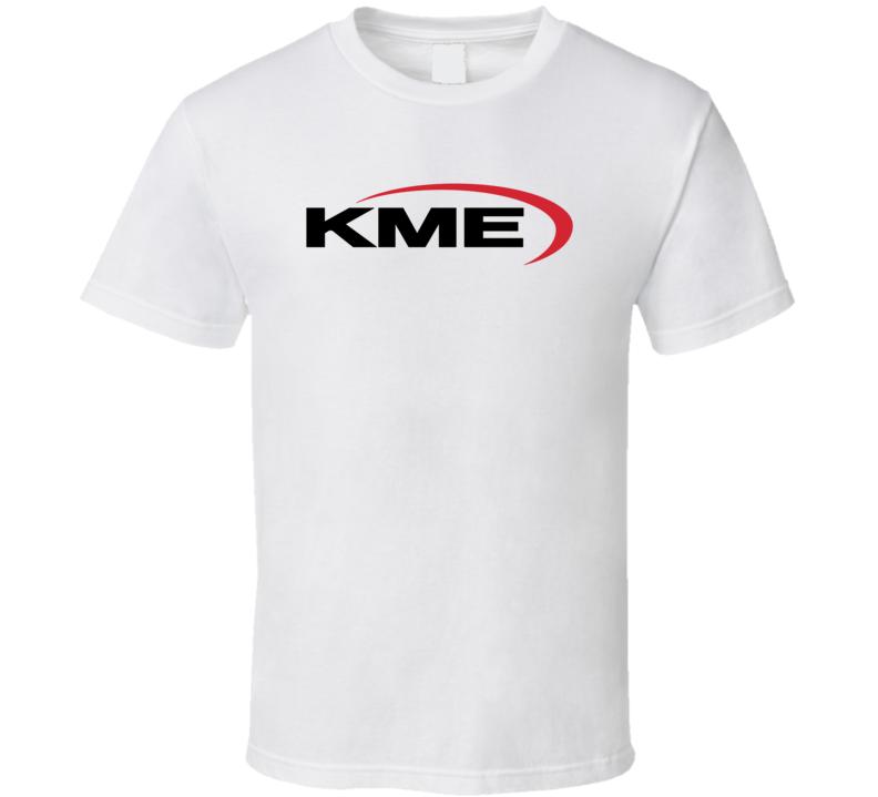 Kme Fire Apparatus American Truck Manufacturer T Shirt