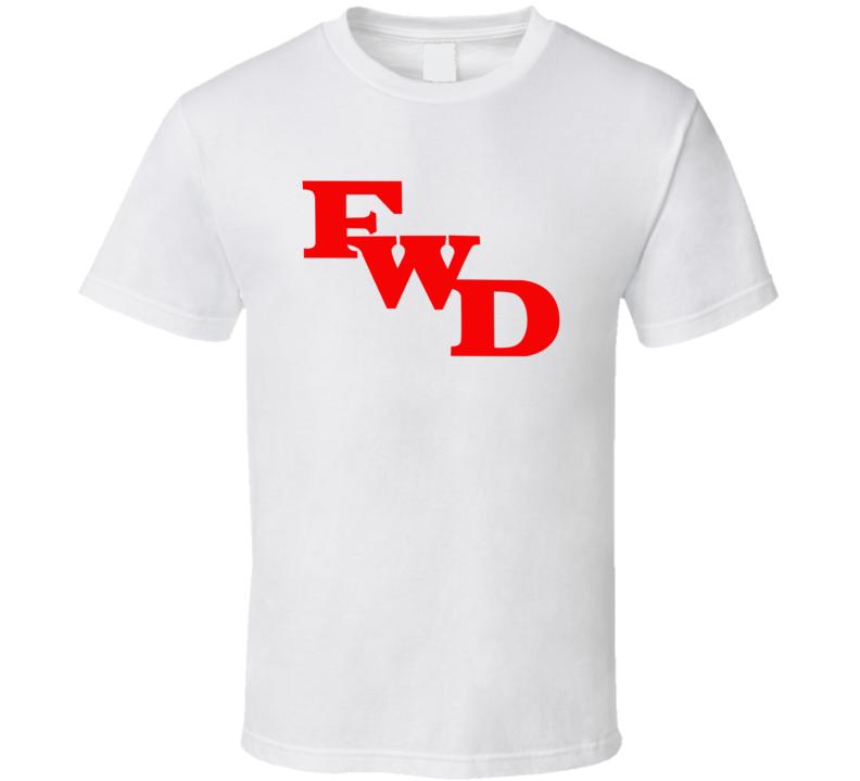 Fwd American Truck Manufacturer T Shirt