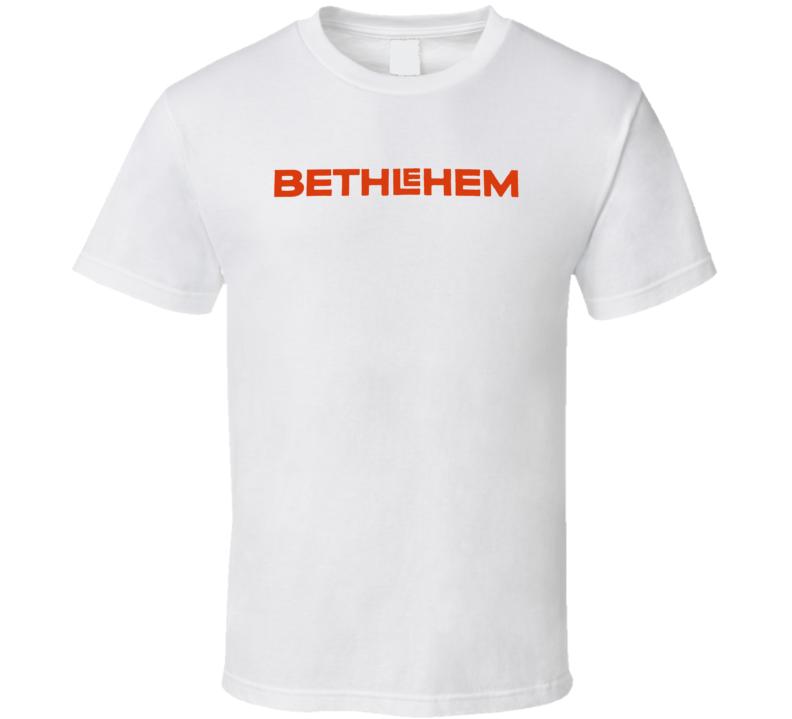 Bethlehem American Truck Manufacturer T Shirt