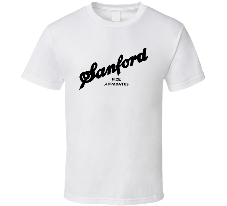 Sanford American Truck Manufacturer T Shirt