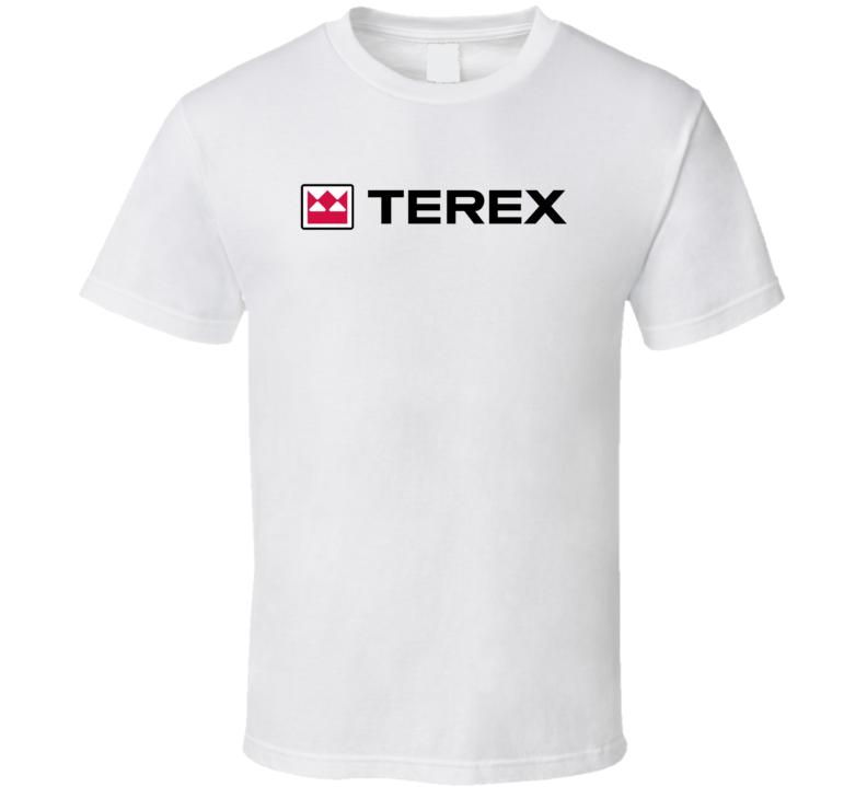 Terex American Truck Manufacturer T Shirt