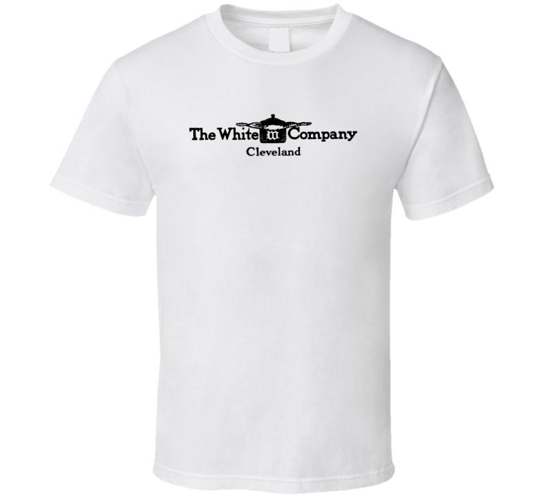 White Motor Company American Truck Manufacturer T Shirt
