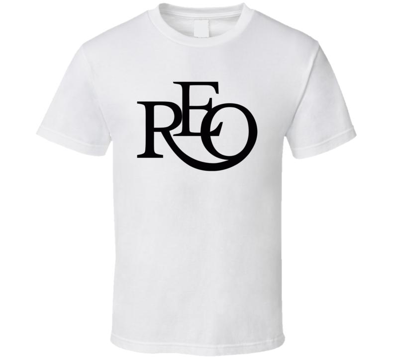 Reo American Truck Manufacturer T Shirt
