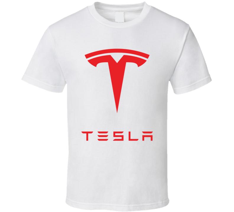 Tesla American Truck Manufacturer T Shirt