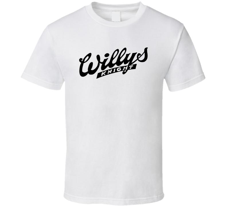 Willys American Truck Manufacturer T Shirt