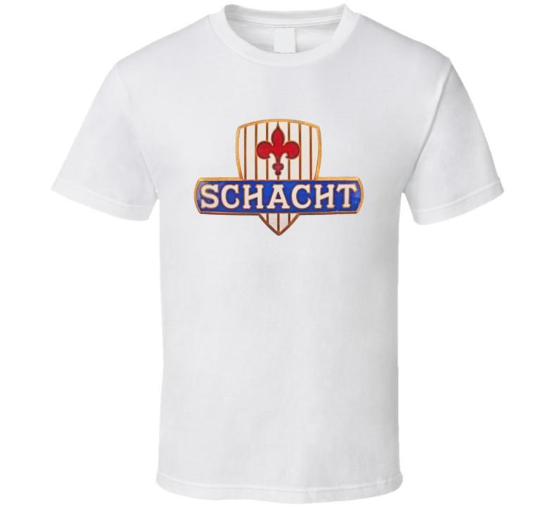 Schacht American Truck Manufacturer T Shirt