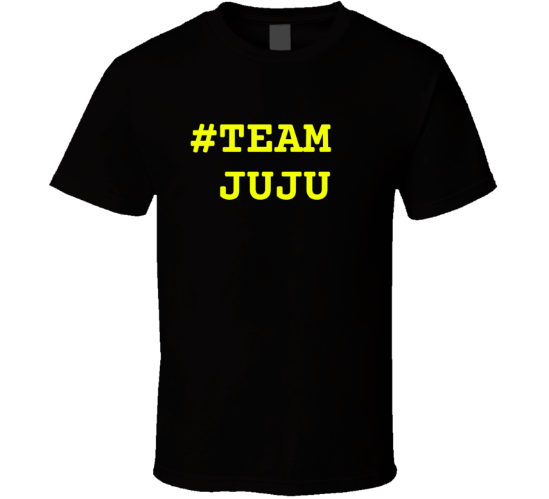 Team Juju Smith Schuster Pittsburgh T Shirt