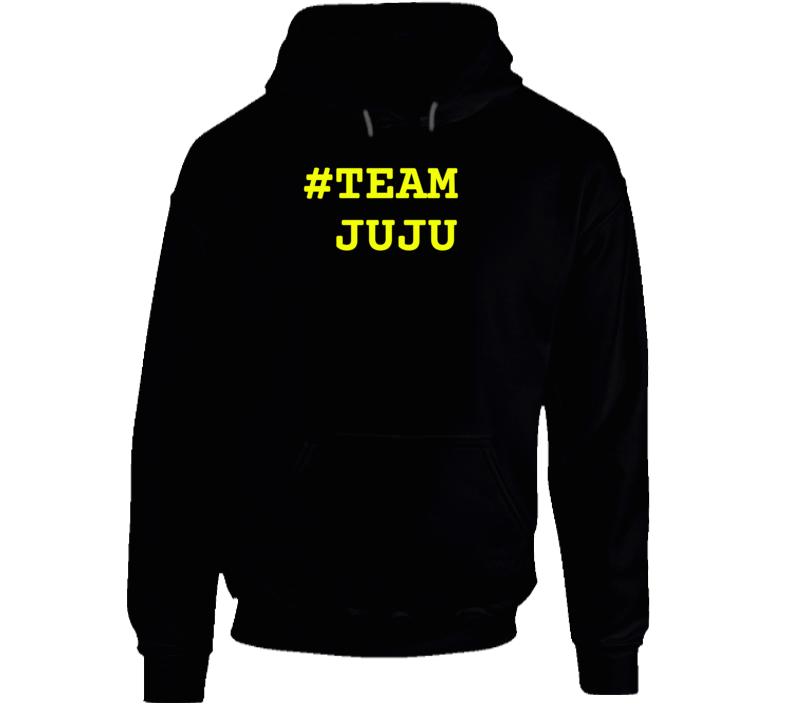 Team Juju Smith Schuster Pittsburgh Hoodie