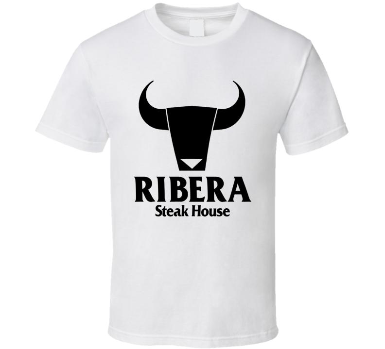 Ribera Steak House Japan Popular Steakhouse T Shirt