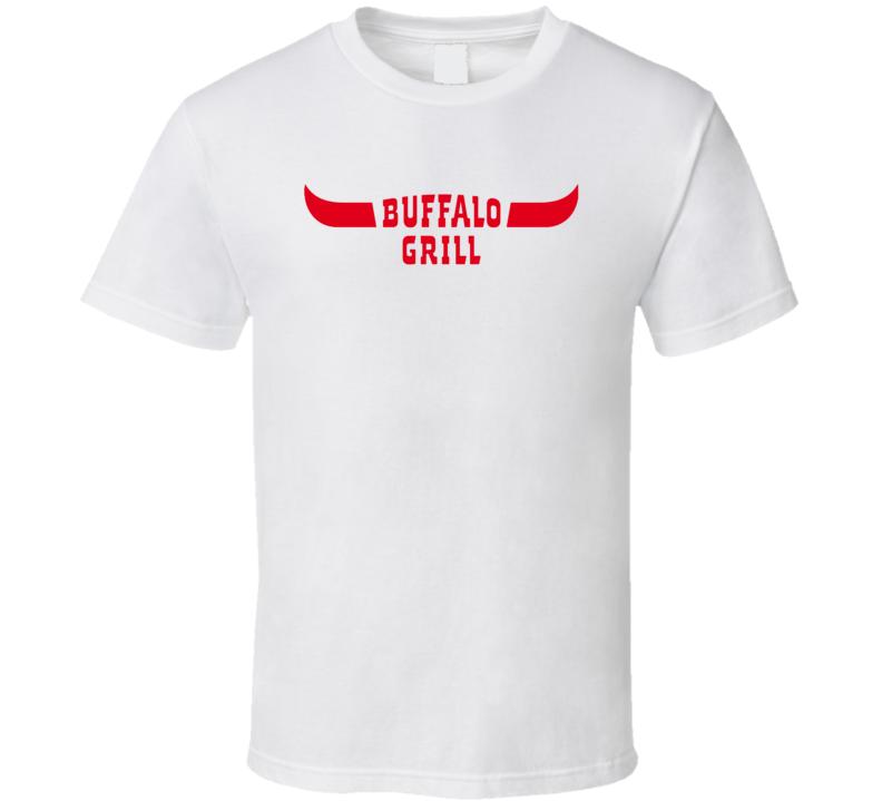 Buffalo Grill France Popular Steakhouse T Shirt