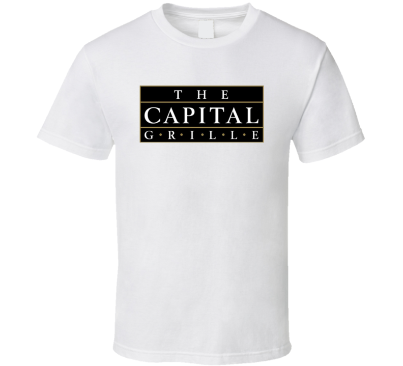 The Capital Grille Popular American Steakhouse T Shirt