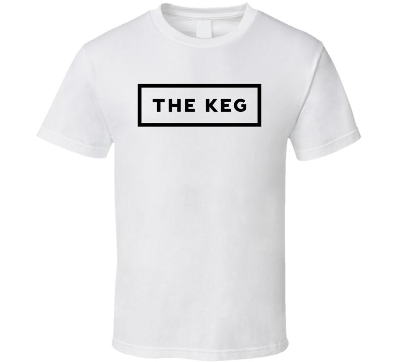 The Keg Popular American Steakhouse T Shirt