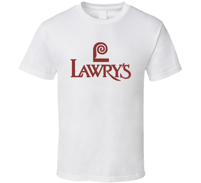 Lawry's Popular American Steakhouse T Shirt