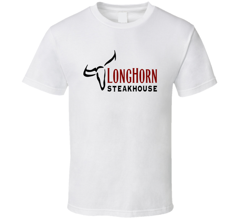 Longhorn Steakhouse Popular American Steakhouse T Shirt