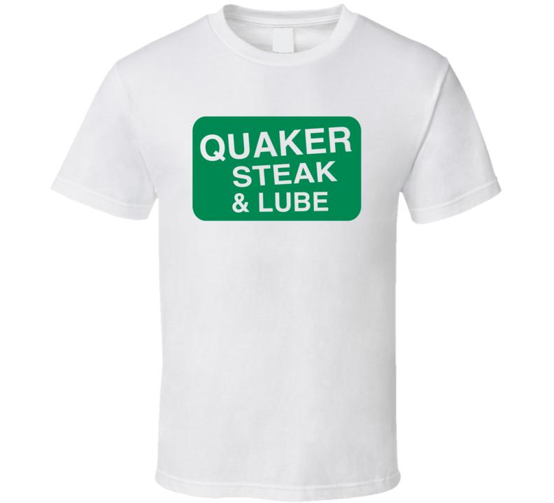 Quaker Steak And Lube Popular American Steakhouse T Shirt