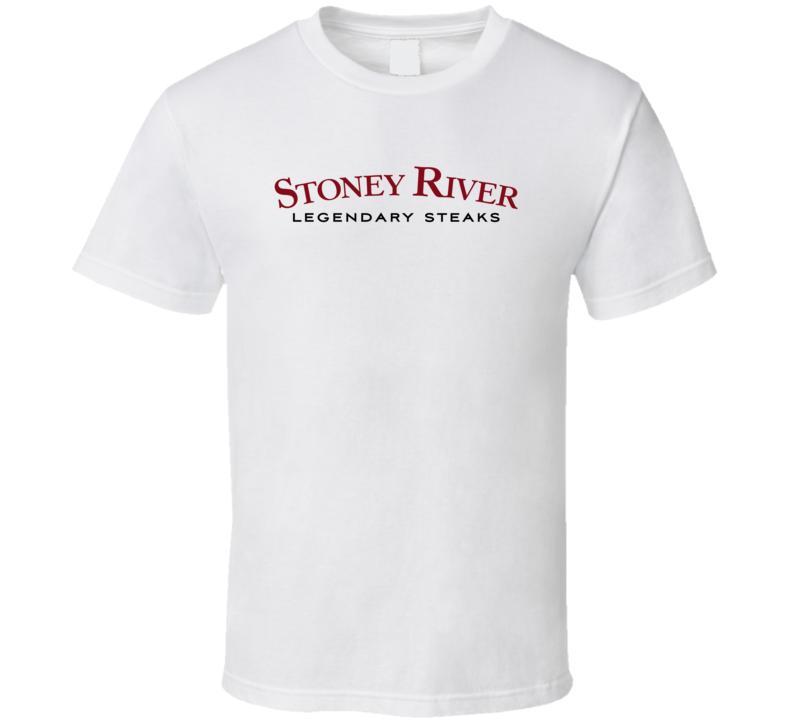 Stoney River Legendary Steaks Popular American Steakhouse T Shirt