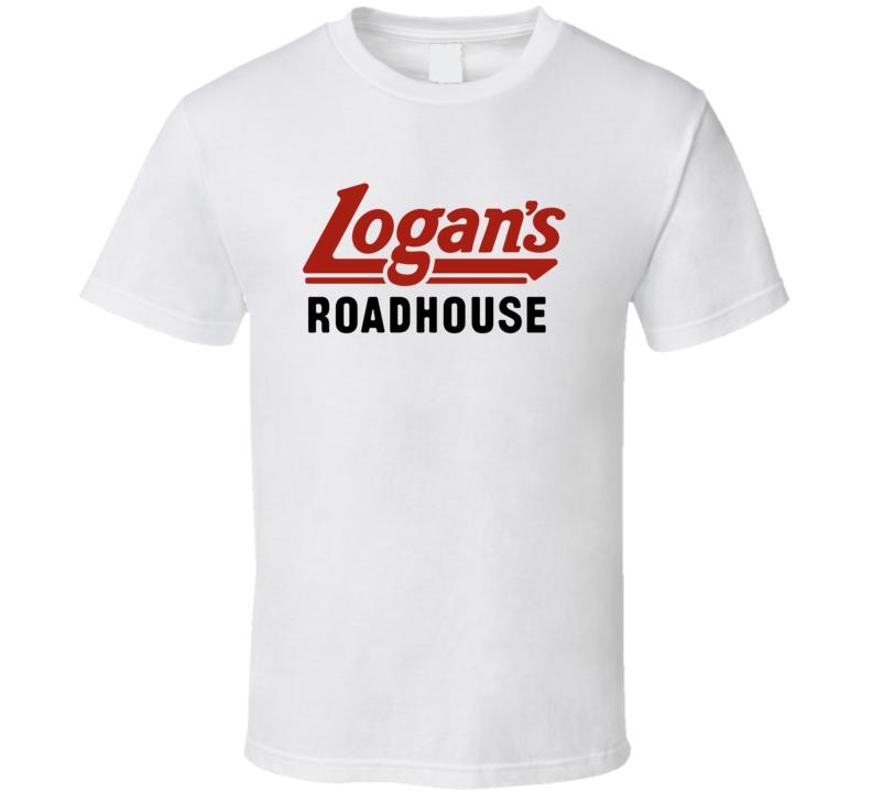 Logan's Roadhouse Popular American Steakhouse T Shirt
