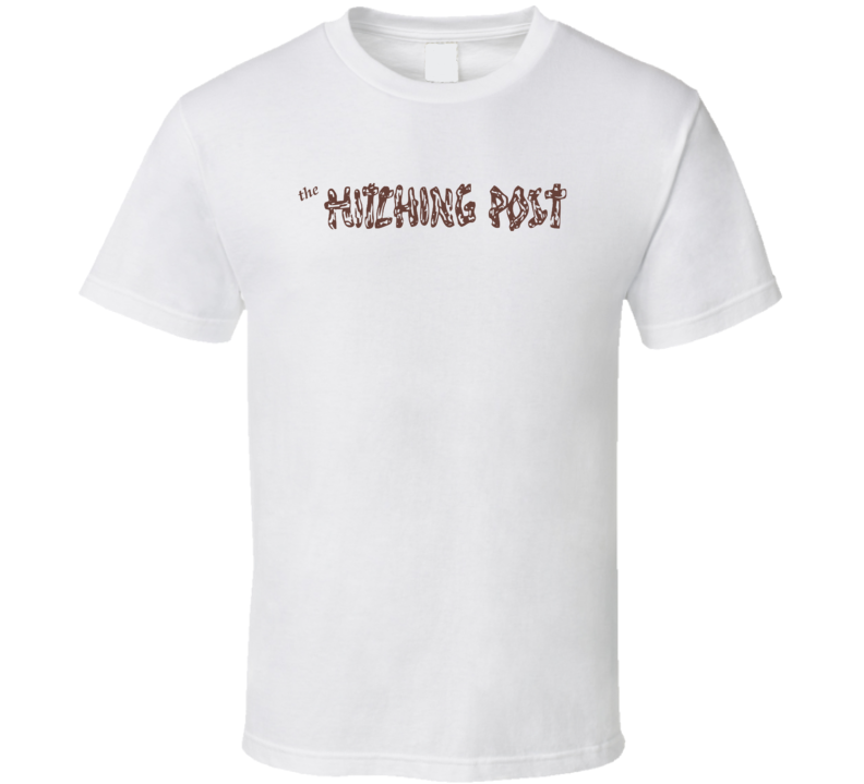 The Hitching Post Popular California Steakhouse T Shirt