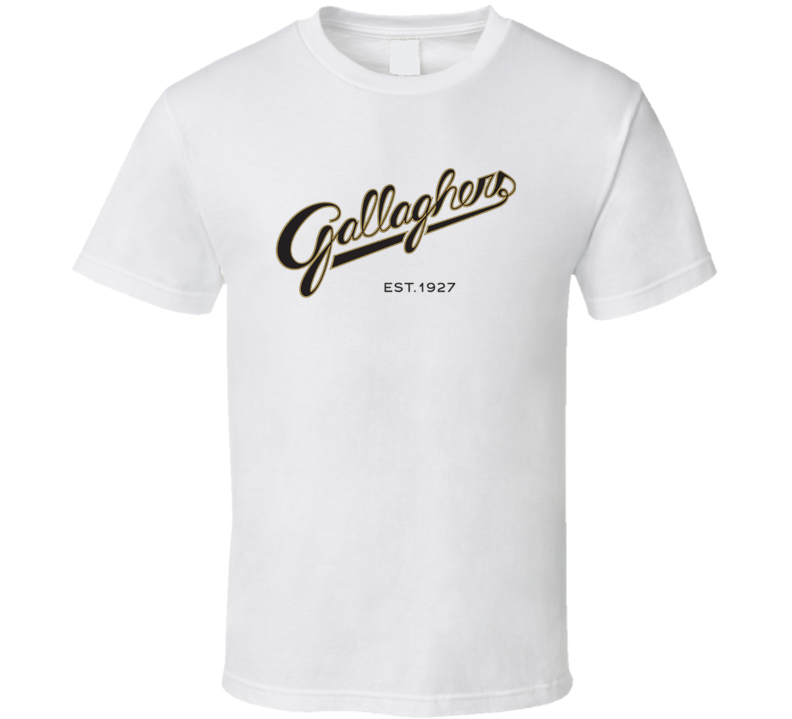 Gallagher's Steak House Popular New York City Steakhouse T Shirt