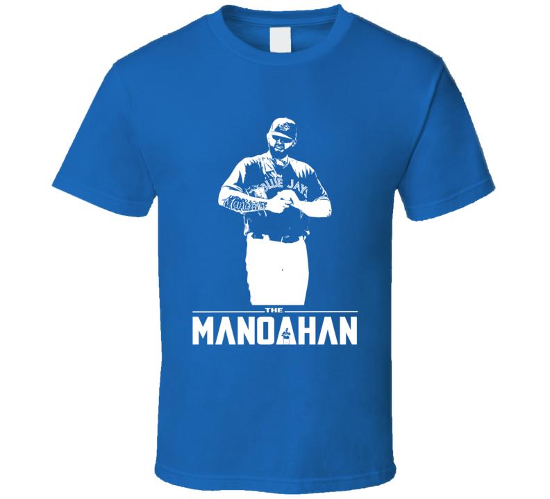 Alek Manoah Toronto Baseball The Manoahan T Shirt