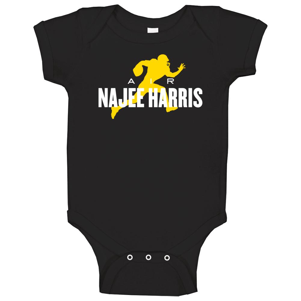 Pittsburgh Air Najee Harris Baby One Piece