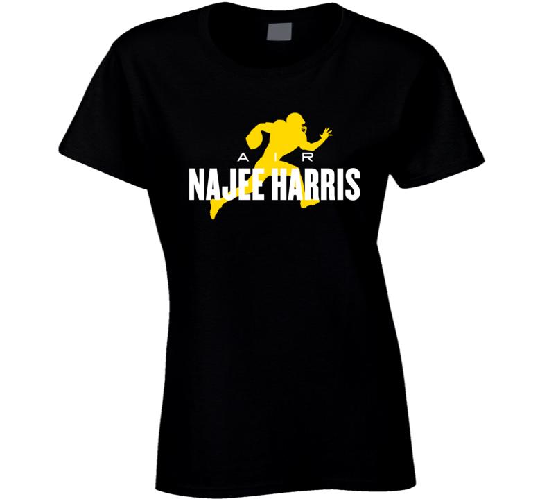 Pittsburgh Air Najee Harris Ladies T Shirt