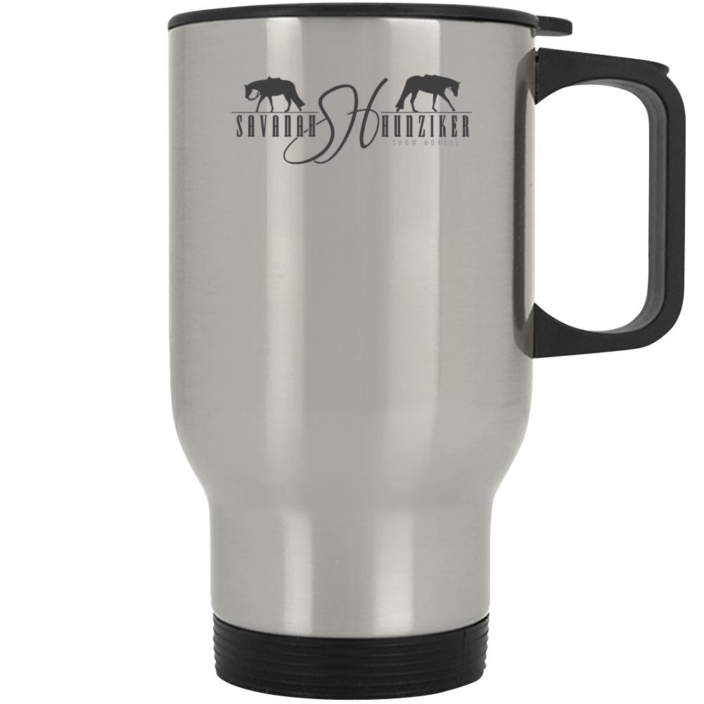 Savanah Hunziker Show Horses Logo Mug