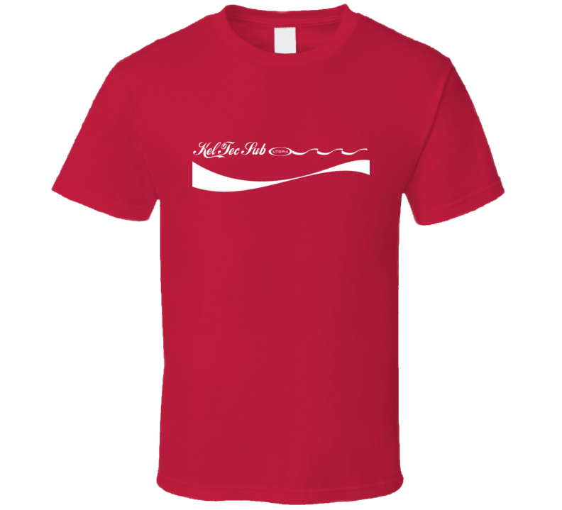 Kel Tec Sub 2000 Cola Parody Gun T Shirt