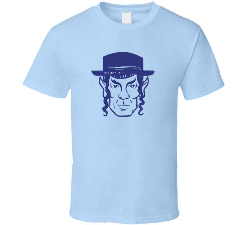 Jewish Captain Spock Funny Star Trek T Shirt