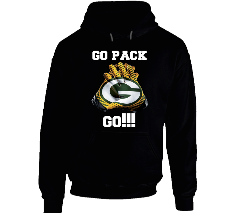 Greenbay Football Nfl Fan Go Pack Go Playoffs Arizona Funny T Shirt