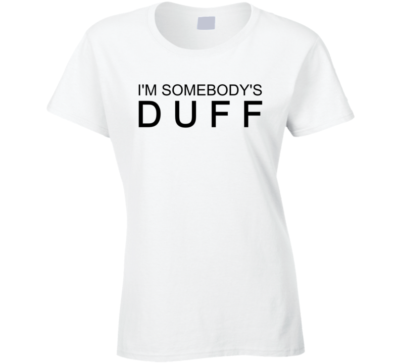 Kylie Jenner Im Somebodys Duff Funny T Shirt