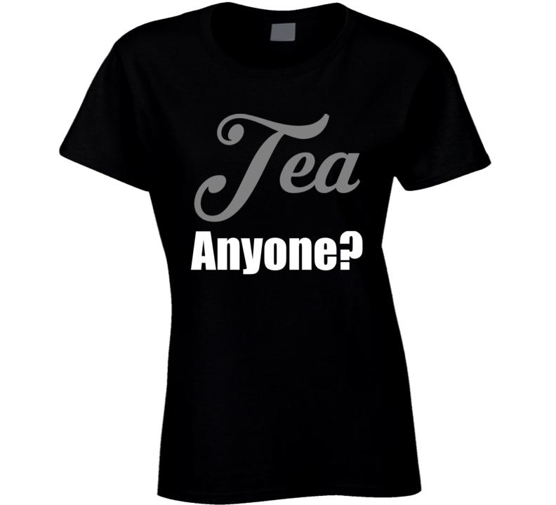 Kim Kardashian Amber Rose Tea Anyone Twitter Beef Selfie Funny T Shirt