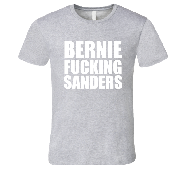 Bernie Sanders President Politics America New Funny T Shirt