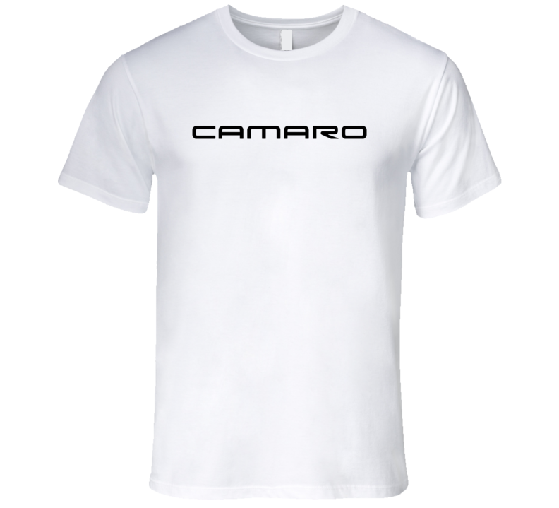 Camaro Ss Car Fast Drive Chevrolet Chevy Funny T Shirt