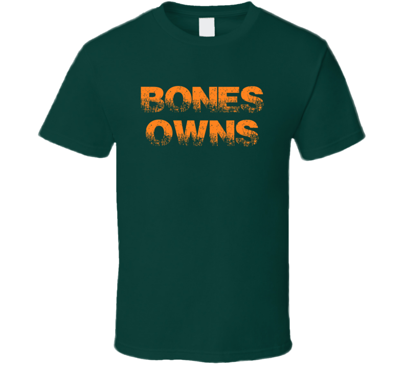 Jon Jones Bones Owns T Shirt