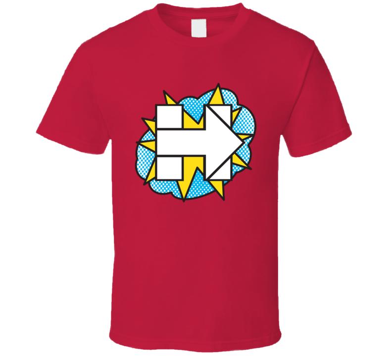 Hillary Clinton ComicCon inspired t shirt