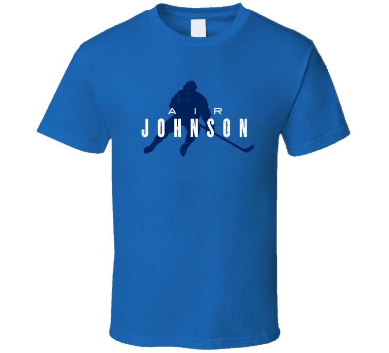 Air Tyler Johnson Tampa Bay Hockey Funny Player Parody Fan T Shirt