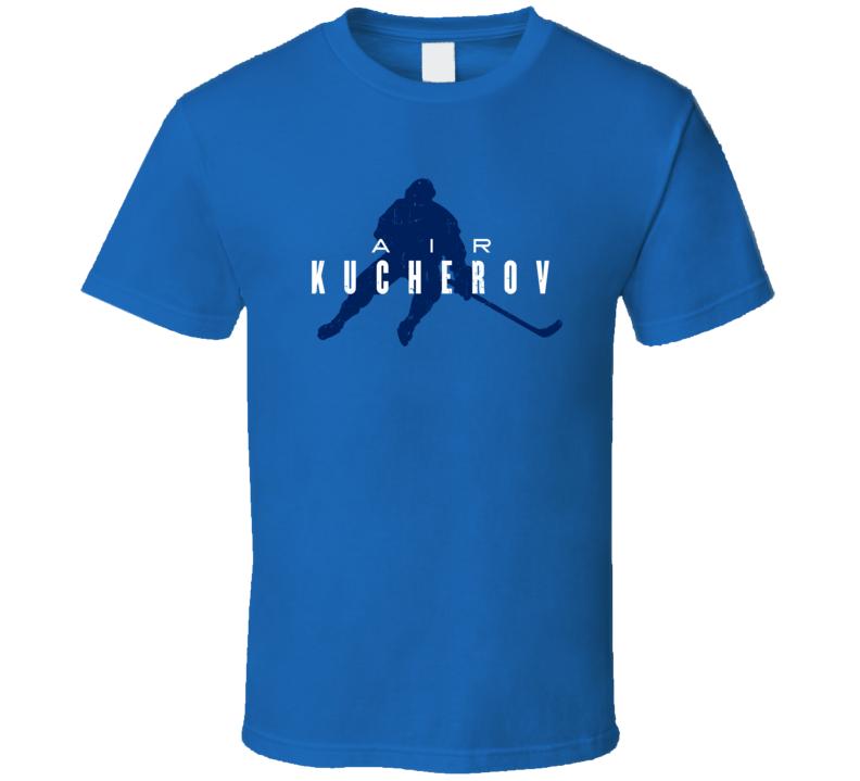Air Nikita Kucherov Tampa Bay Hockey Funny Player Parody Fan T Shirt