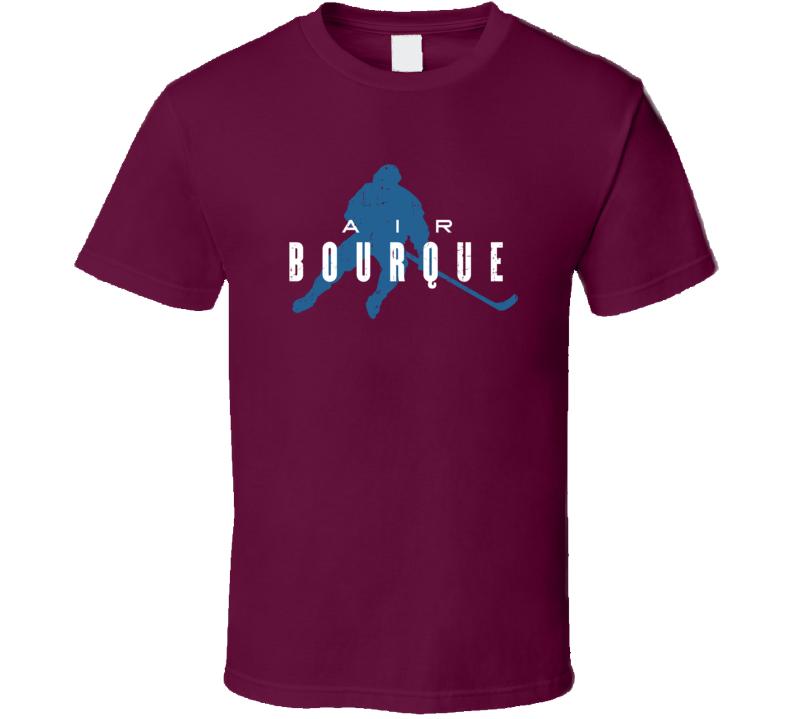 Air Gabriel Bourque Colorado Hockey Funny Player Parody Fan T Shirt