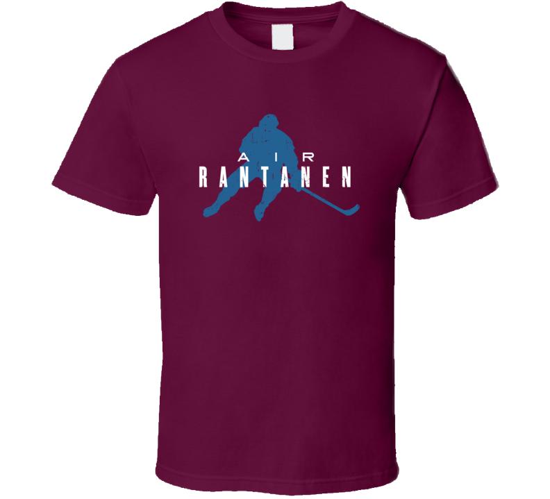 Air Mikko Rantanen Colorado Hockey Funny Player Parody Fan T Shirt