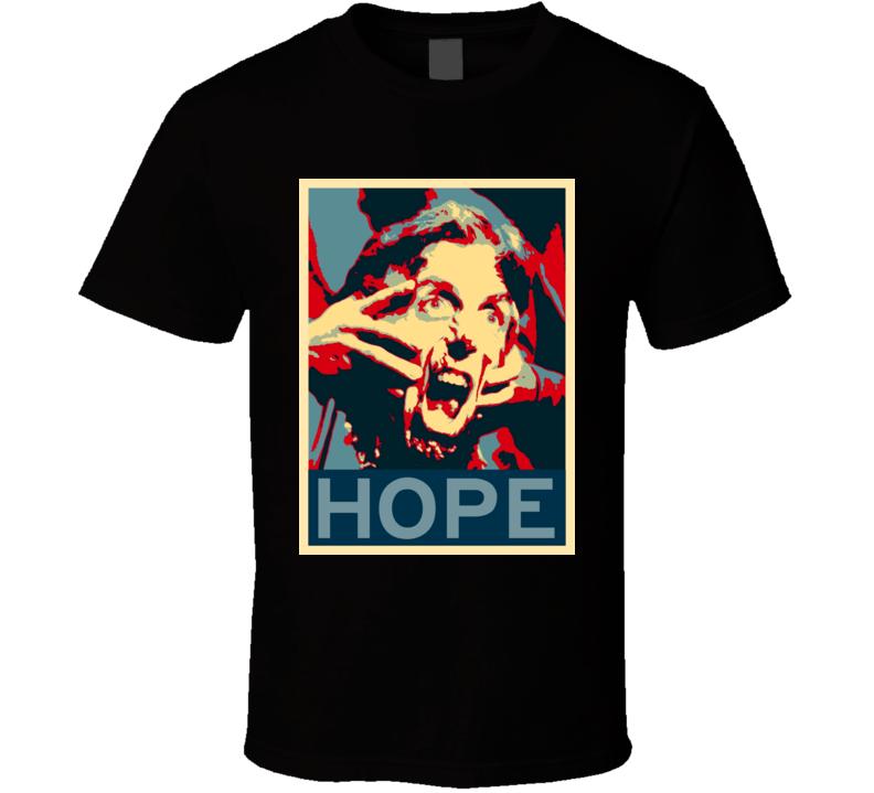 Re-Animator Horror Film Hope Poster T Shirt