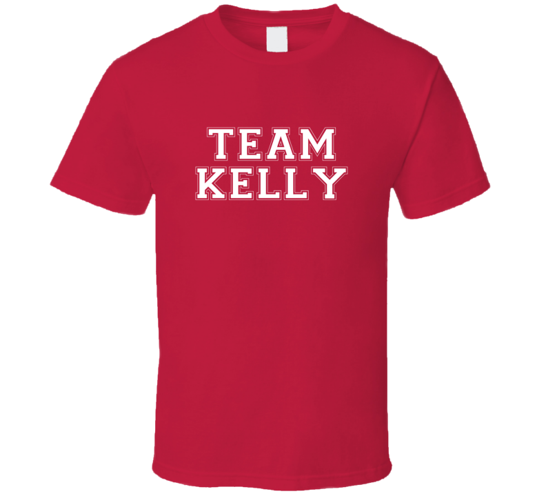 Team Kelly The Initiation Horror Film T Shirt