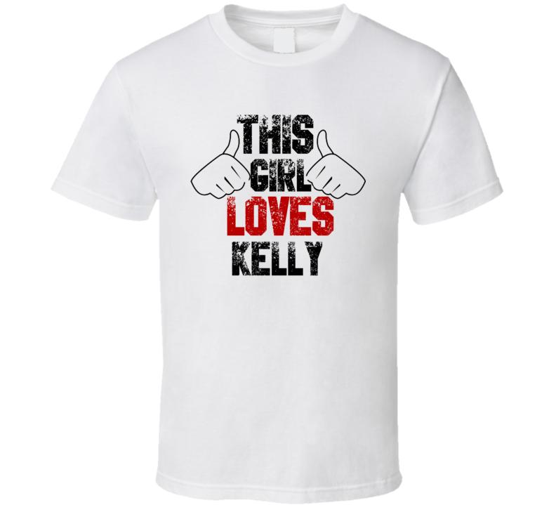 This Girl Loves Kelly Return to Nuke Em High Volume 1 Horror Film T Shirt
